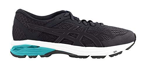 ASICS Men's GT-1000 6 Running Shoe, Phantom/Black/Peacoat, 8.5 Medium US