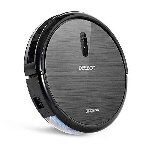 ECOVACS DEEBOT N79 ロボット掃除機 フローリング/畳/カーペット掃除 静音&強力吸引 Wi-Fi接続 アプリ制御