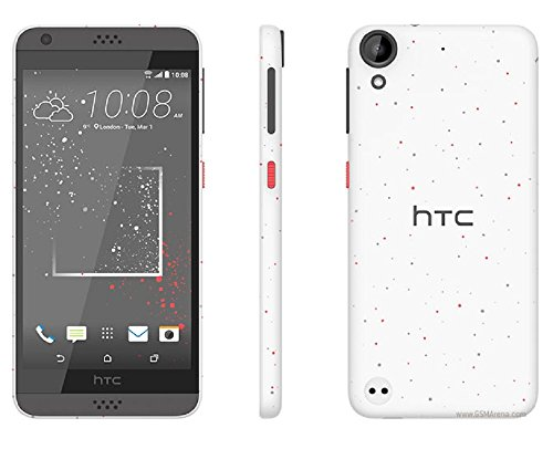 HTC Desire 530 T-Mobile Locked Android Smartphone - (White Speckle)