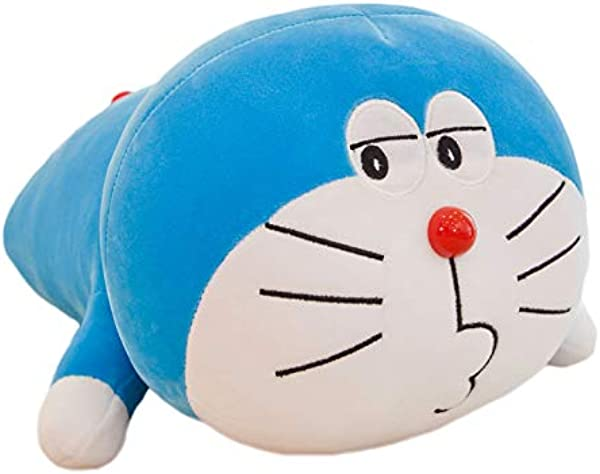 Stariver Life Doraemon Plush Stuffed Toy Animal Soft Decorative Throw Pillow Collection Birthday Gifts 15 7 Inches Kiss
