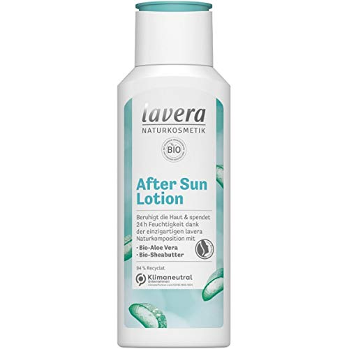 lavera After Sun Lotion • Sonnenschutz • After Sun • Naturkosmetik • vegan • zertifiziert • 200ml