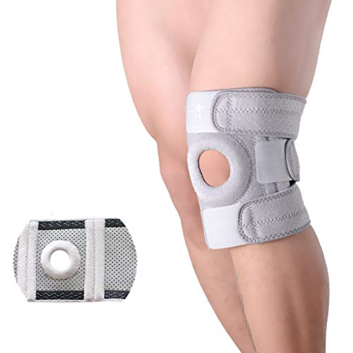 Kneepad Oefening Running Riding Outdoor Mountainbike Basketbal Heren Volleybal Dames Professionele Herfst En Winter Kniebeschermers 2 Pack XINYALAMP