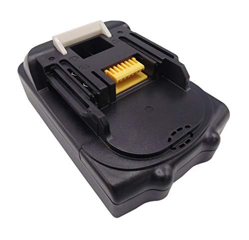 Reemplace batería de la herramienta BL1815 18V 1500mAh para makita BL1840 BL1830 BL1815 DDF482Z DTW285Z DDF484Z RMB100 DMR104 BMR107 LXRM02 LXRM03