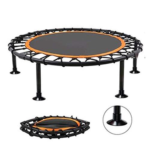 YYNMANE Mini Rebounder Trampoline - Foldable Exercise Trampoline for Indoor/Outdoor/Garden, Portable Jumping Trampoline
