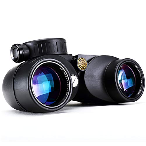 Buy Bargain CZALBL Binoculars, 7×50 Binoculars, Ranging Telescope, Nitrogen-Filled Waterproof and A...