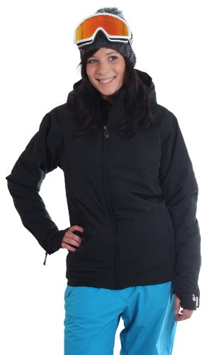 Light Damen Snowboardjacke Pearl, Black, M, FA560-10_1