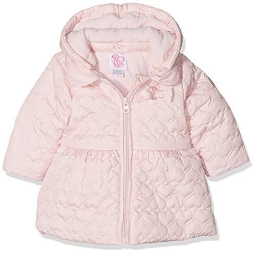 Chicco Chicco Baby-Mädchen 09087306000000-015 Sweatjacke, Pink (ROSA Medio 015), 80 cm