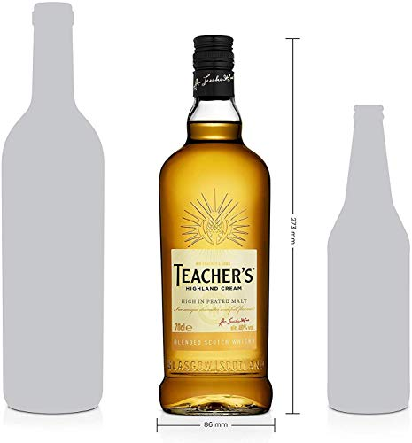 TEACHER'S(ティーチャーズ)『TEACHER'SHIGHLANDCREAM』