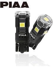 【Amazon.co.jp 限定】PIAA ポジション用 LEDバルブ 6600K 12V 2.1W 200lm T10 車検対応 2個入 X7381