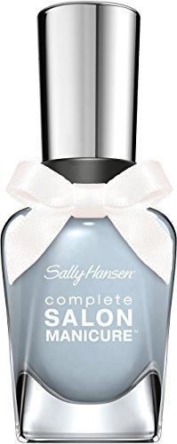 Sally Hansen Complete Salon Manicure, Nagellack mit Keratin, Hochzeitskollektion, Fb. 541/362, in full blue-m
