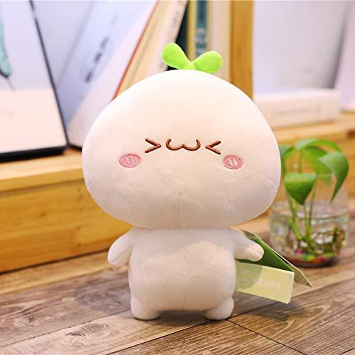 Kawaii Divertidos Juguetes de Bola de Masa Rellenos de Animales encantadores muñeco de Peluche para niños niñas Suave Almohada de Dibujos Animados Regalo 65cm 1
