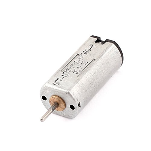 uxcell M30 DC 3V 18000RPM High Speed Mini Micro Motor for Car Toys