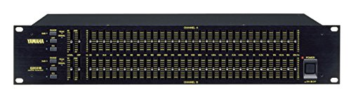 Yamaha Q2031B Dual-Channel Graphic Equalizer