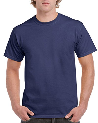Gildan Men's G2000 Ultra Cotton Adult T-shirt, Metro Blue, Large