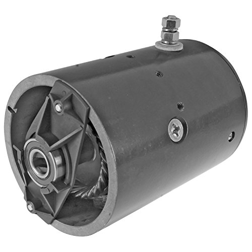 Check Out This NEW FLUID POWER PUMP MOTOR CCW 12 VOLT SLOTTED FITS ANTHONY EQUIPMENT HALDEX BARNES M...