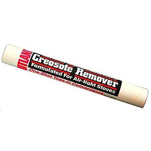 Toss-In Creosote Remover