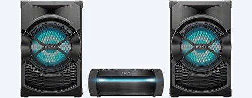 Sony SHAKE-X30D Negro sistema de cine en casa - Equipo de Home...