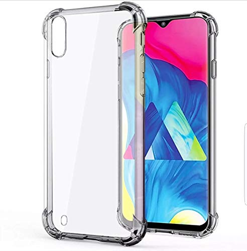Capa Anti Shock Samsung Galaxy M10 2019, Cell Case, Capa Anti-Impacto, Transparente