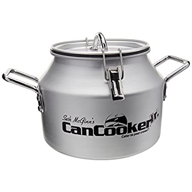 CanCooker Junior Cooker, Silver