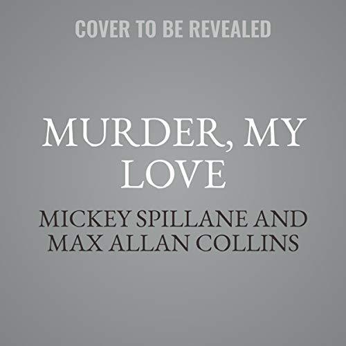 Murder, My Love audiobook cover art