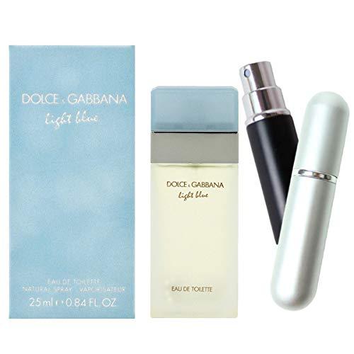 【アトマイザー付き】 ドルチェ&ガッバーナ 香水 EDT SP 25ml D&G DOLCE&GABBANA ドルガバ ライトブルー メンズ・レディース