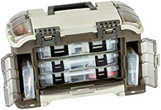 Plano 767 Angled Tackle System with multiple Stowaway tackle storage boxes, Fishing Tackle Storage, Premium Tackle Storage