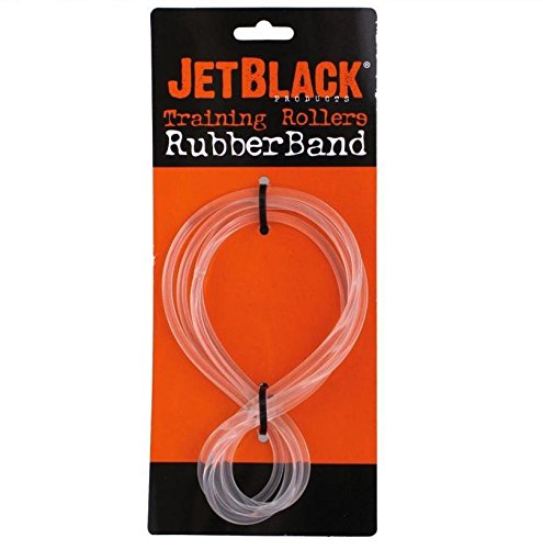 JetBlack Rubber Bands Cables de Repuesto, Multicolor