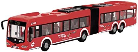 Dickie Toys City & Summer – Urban Trolley for Children Ages 3 and Up – 46 cm