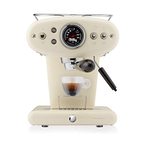 Francis Francis. Kaffeeautomat Espresso in Kapseln Iperespresso x1Anniversary, 1.0Liter Mandorla