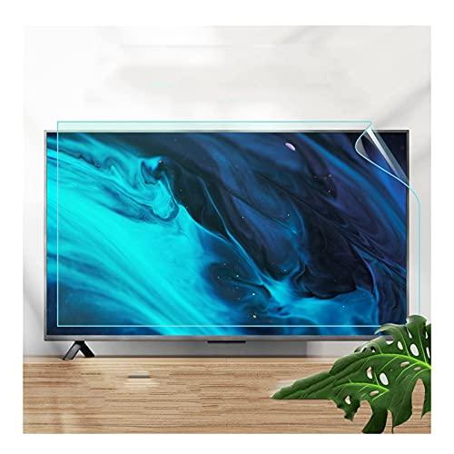 AMDHZ per Display HDTV OLED e QLED, Proteggi Schermo TV Allevia l'affaticamento degli Occhi, Anti Luce Blu Schermo da 32-75 Pollici, Protezione Contro i Danni