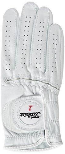 TITLEIST Perma Soft Gants pour Femme M Blanc