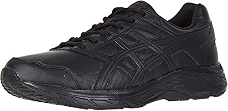 ASICS Men's Gel-Contend 5 SL Walker Shoes, 10, Black/Graphite Grey
