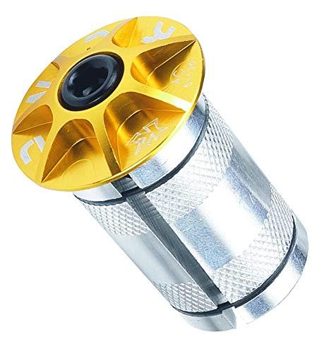KCNC - Estensore per asse tappered 1-1/8', colore oro