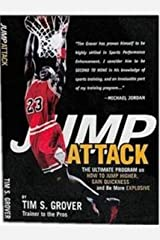 Jump Attack the Ultimate Program On How to Jump Higher and be More Explosive: 1 Capa comum