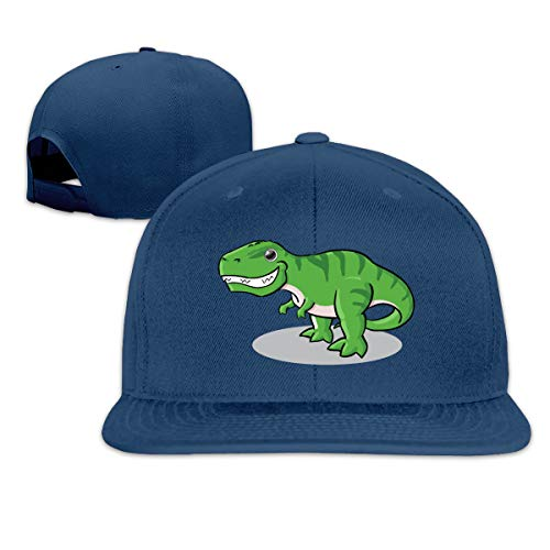 Cute Pink Piglet Mode Unisex T-Rex Cartoon Dinosaurier Flache Baseball-Mütze für Männer Frauen Cap Sport Hüte