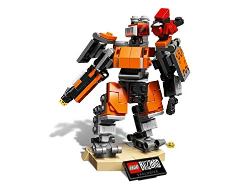 LEGO Overwatch Omnic Bastion 182-Piece Building Kit