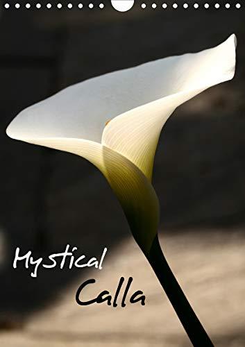 Mystical Calla (Wall Calendar 2021 DIN A4 Portrait)