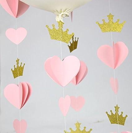 Castle Garland Princess Garland Princess Banner Crown Garland