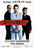 Depeche Mode - Global Spirit, Hannover 2017 »