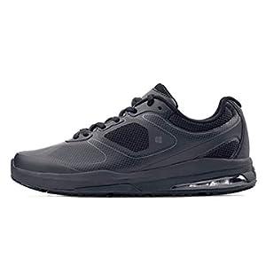 Shoes for Crews Evolution II, Mens, Black, Size 10