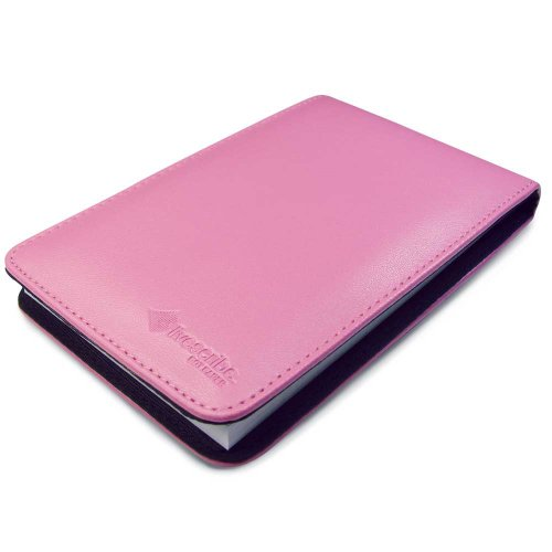 Livescribe Flip Notepad (76mm x 127mm) 1-4 (Pink, Viererpack)