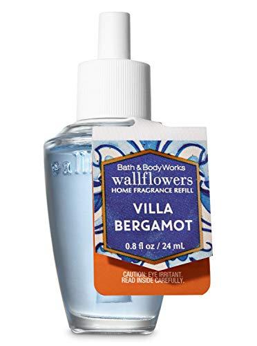 Bath Body Works Wallflowers Fragrance Refill Bulb Villa Bergamot