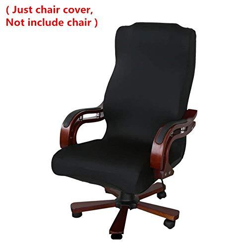 Bezug für Bürostuhl, Computerstuhl, Chefsessel, Lehnstühle. Universeller, abnehmbarer Ersatzbezug...