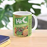 Ghostbusters Hi-C Ecto Cooler. 11 Oz Premium Quality printed Coffee Mug, Comfortable To Hold, Unique Gifting ideas for Friend/coworker/loved ones