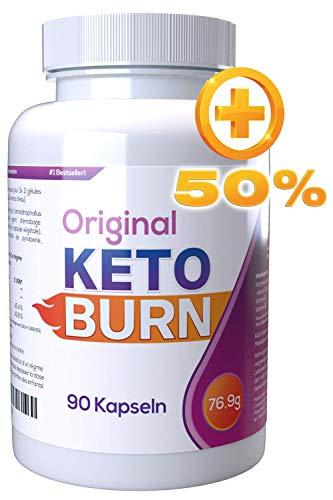 Keto Burn [Original] Big-Pack Fabrikverkauf - 90 Kapseln 2020