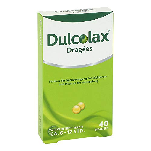 Dulcolax Dragées bei Vers 40 stk