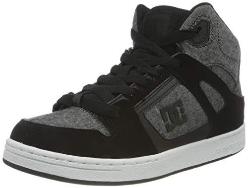 DC Shoes Pure High-Top-für Jungen Sneaker, 32.5 EU