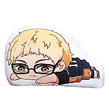 Haikyuu Plushie Doll Pillow Anime Cosplay Shoyo Hinata/Tobio Kageyama/Kenma Kozume Cute Cartoon Plush Doll Soft Stuffed Toy Pendant 10cm