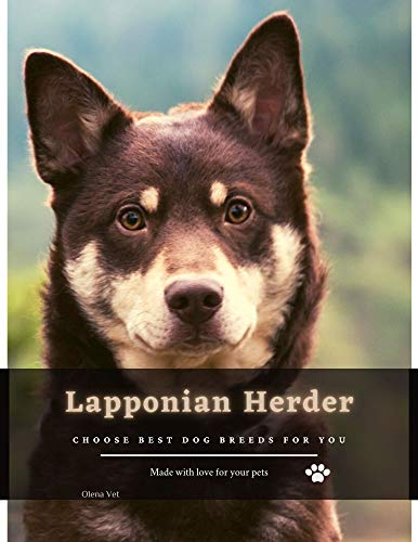 Lapponian Herder: Choose best dog breeds for you (English Edition)