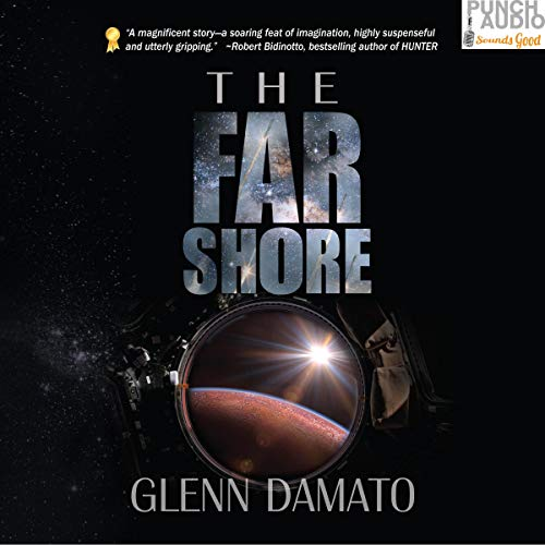 The Far Shore audiobook cover art